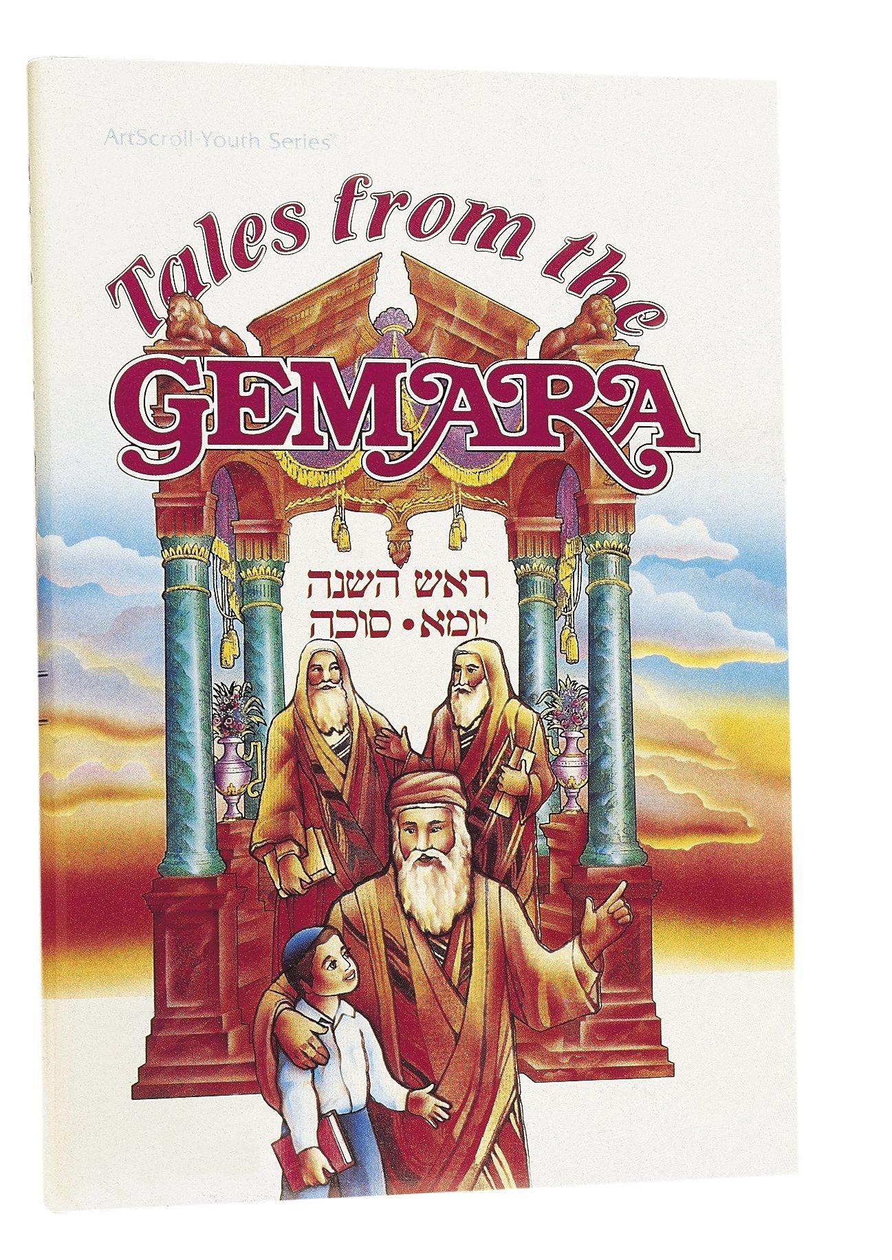 Tales From The Gemara: Vol 3: Tractates Rosh Hashanah, Yoma, Succah