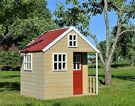 Casette Per Bambini In Legno : Casette in legno per bambini da giardino come fare casette in