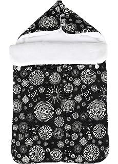 (Varios modelos) Saco nana capazo de invierno con interior de coralina bebe universal (