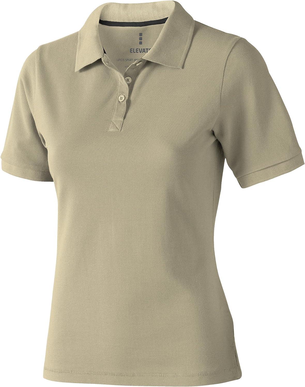 Elevate Calgary Short Sleeve Ladies Polo
