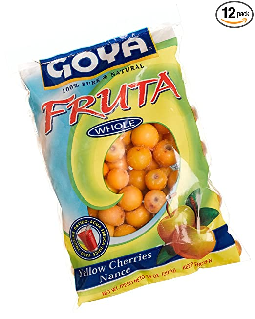 Amazon.com : Goya Nance Fruit, 14-Ounce Units (Pack of 12) : Gourmet Food : Grocery & Gourmet Food