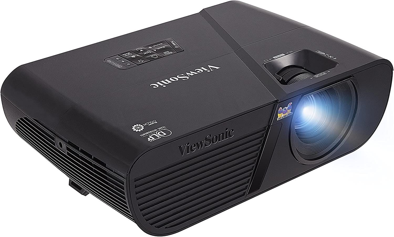 Viewsonic PJD5150 Video - Proyector (3100 lúmenes ANSI, DLP, SVGA ...