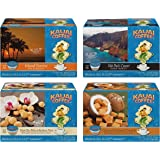 Kauai Coffee Single Serve Pods, Variety Pack, 48 Count