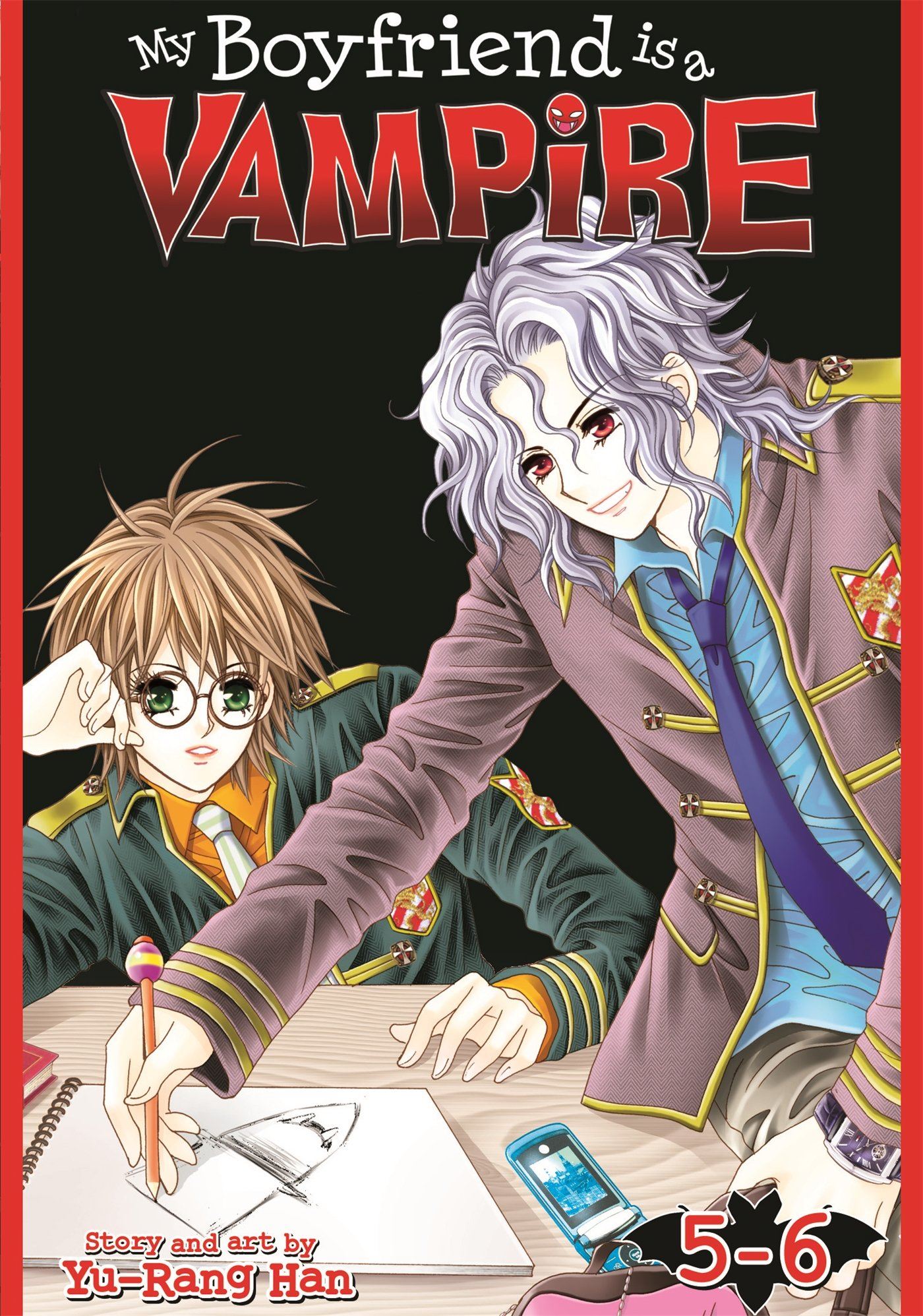My Boyfriend is a Vampire Vol. 5-6 by Seven Seas