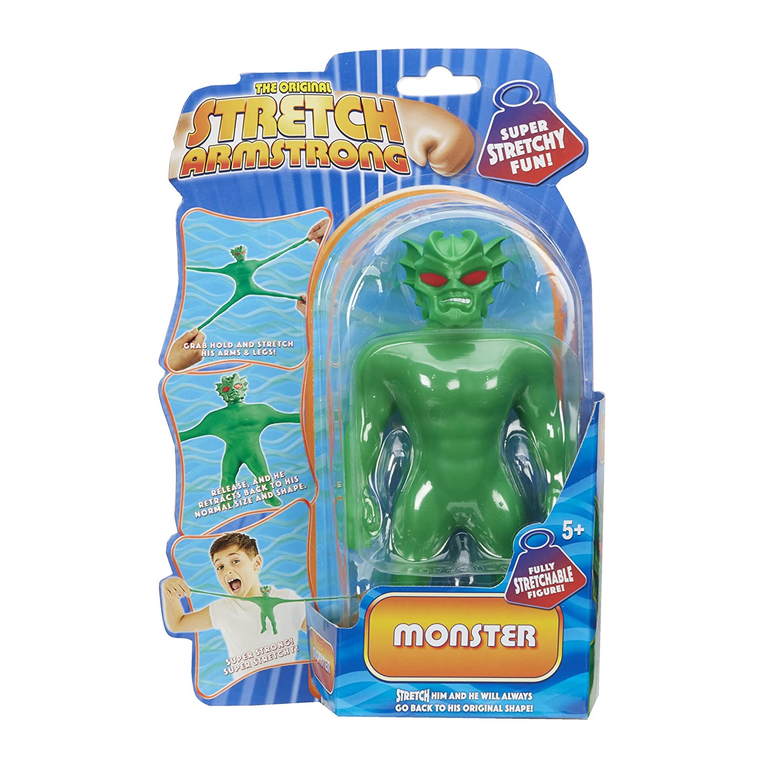Stretch 06540 Blautooth Monster Action Figur