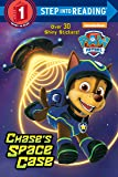 Chase's Space Case (Paw Patrol) (Step into Reading)