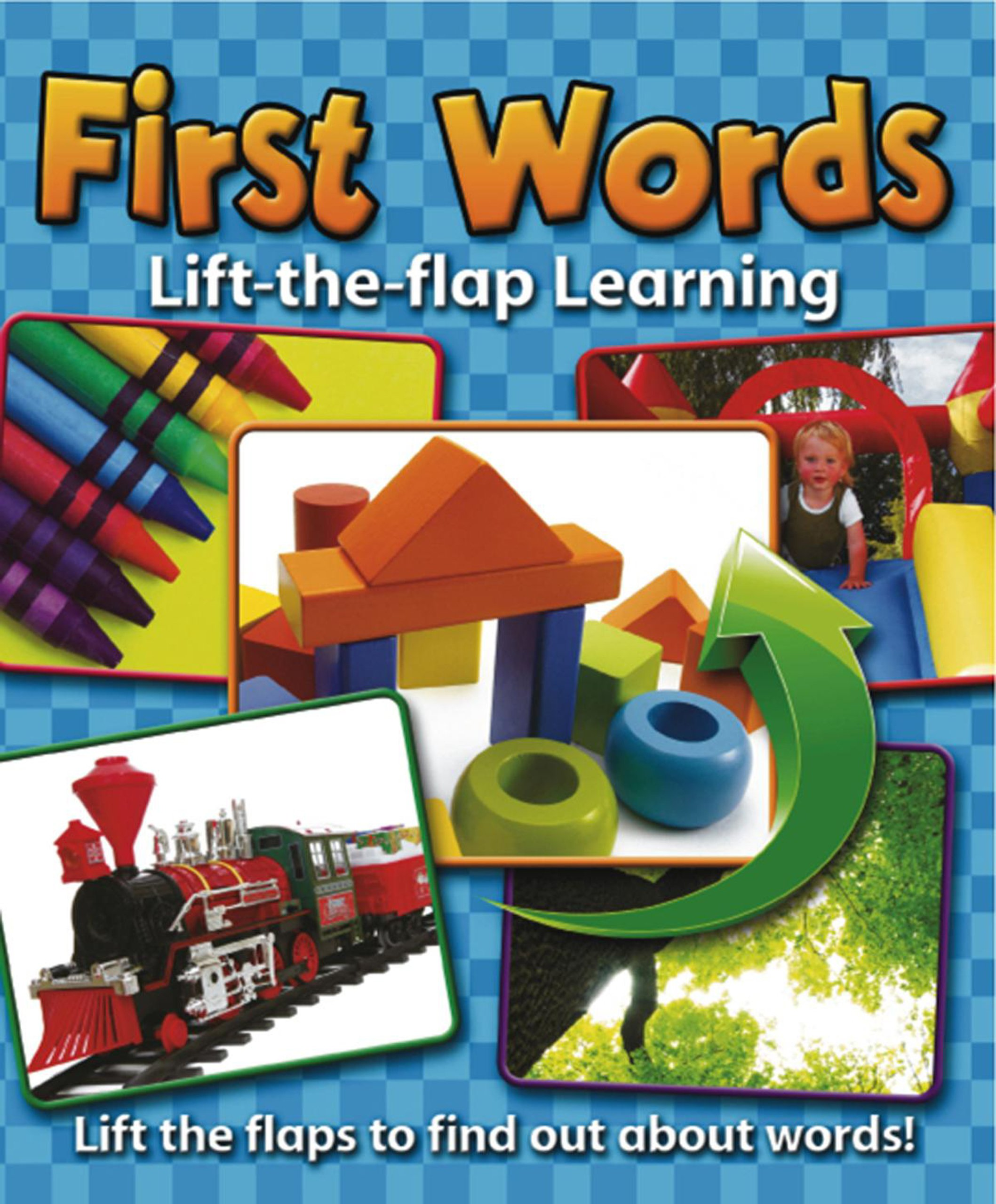 Lift-the-Flap Learning: First Words: Lift the Flaps to Find out About Words! PDF Text fb2 book
