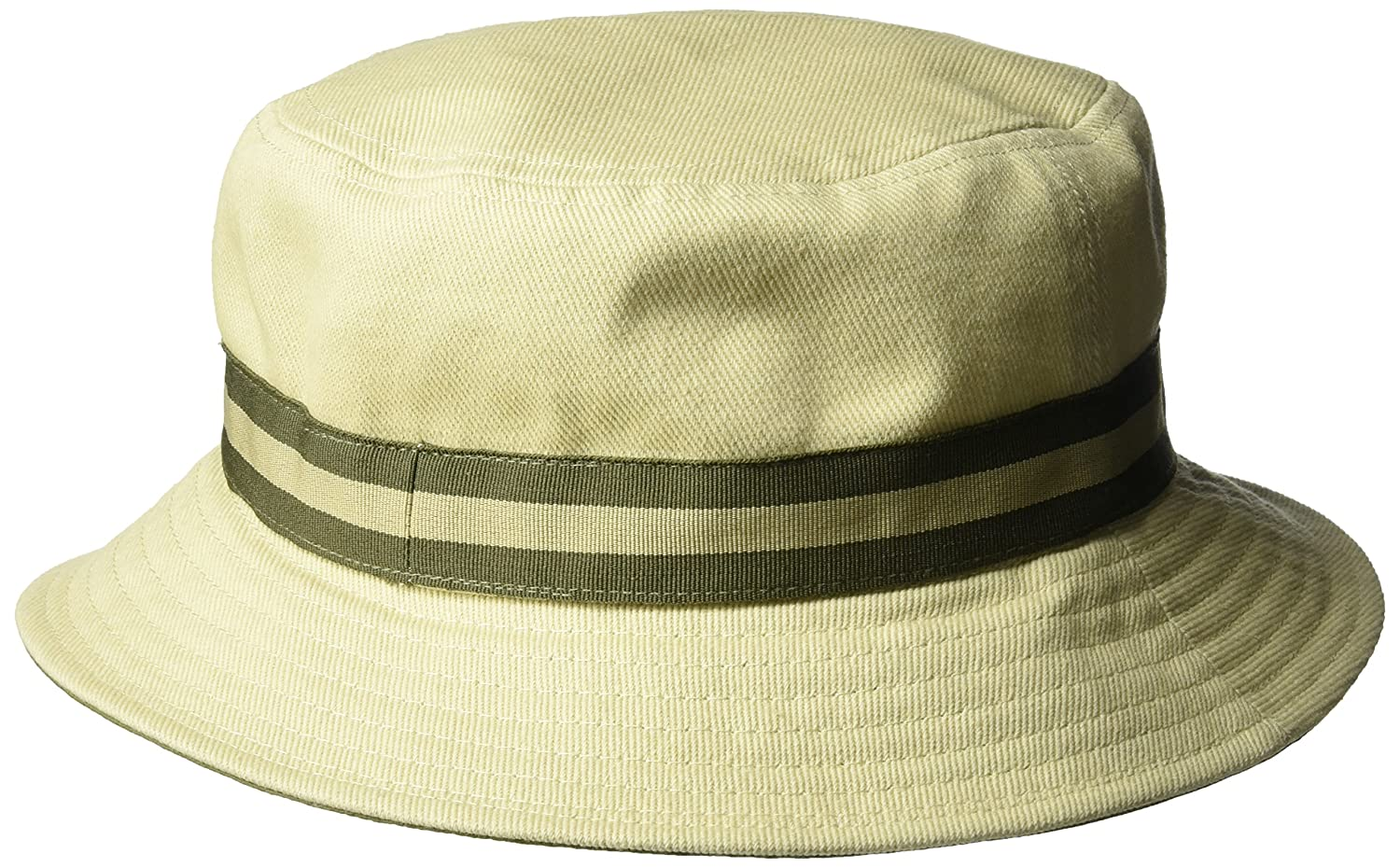 baf643e54bb Kangol Men s Striped Lahinch Updated Version of the Classic Bucket ...