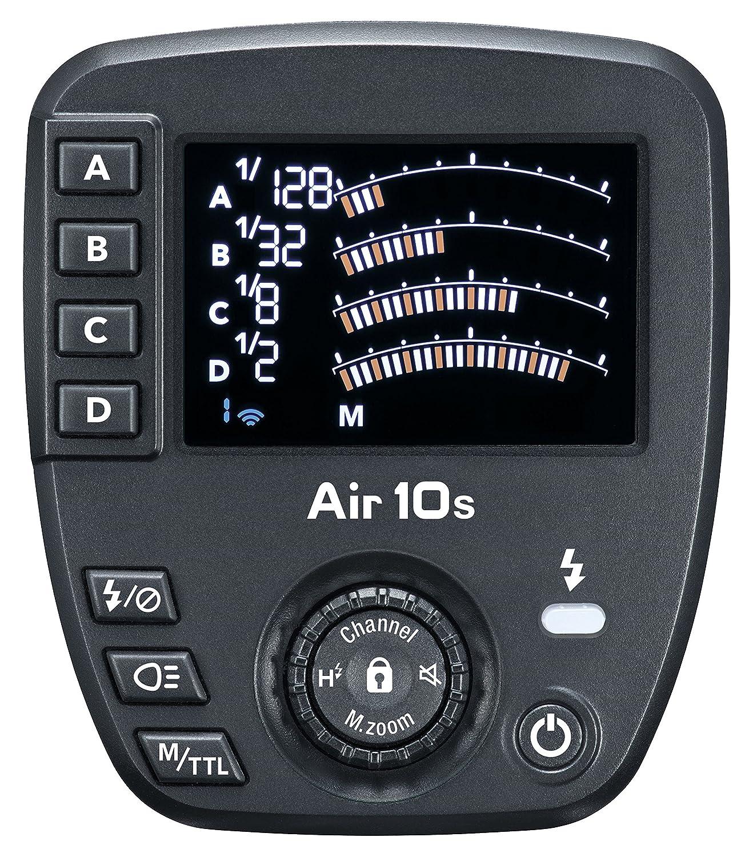 Nissin Commander Air 10s T/él/écommande pour Appareil Photo Sony Noir
