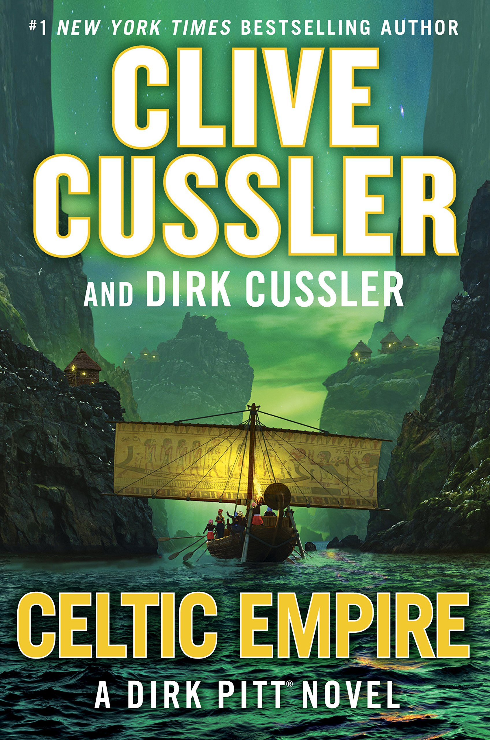 clive cussler latest release