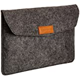 Amazon Price History for:AmazonBasics 11-Inch Felt Laptop Sleeve - Charcoal
