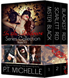 In the Shadows Box Set Books 1-3, Sebastian and Talia: A Billionaire SEAL Story