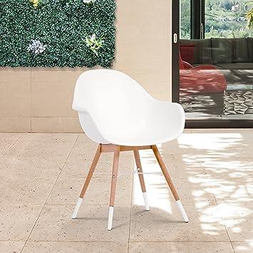 Amazon.com: Amazonia Hawaii Deluxe - Juego de sillas de ...