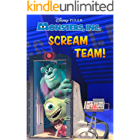 Monsters, Inc.:  Scream Team (Disney Chapter Book (ebook))