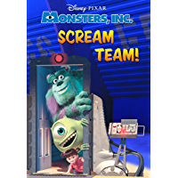 Monsters, Inc.:  Scream Team (Disney Chapter Book (ebook)) (English Edition)