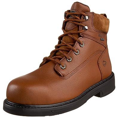 df086704c04 Wolverine DuraShocks Slip Resistant Gore-Tex Waterproof Composite-Toe EH 6