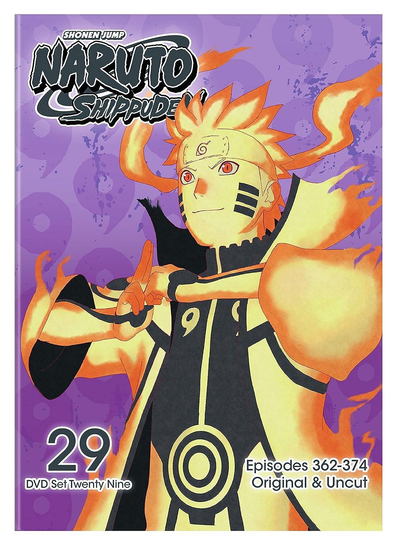 Amazon.com: Naruto Shippuden Uncut DVD Set 29 DVD: Various ...