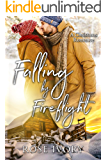 Falling By Firelight: A Christmas Romance