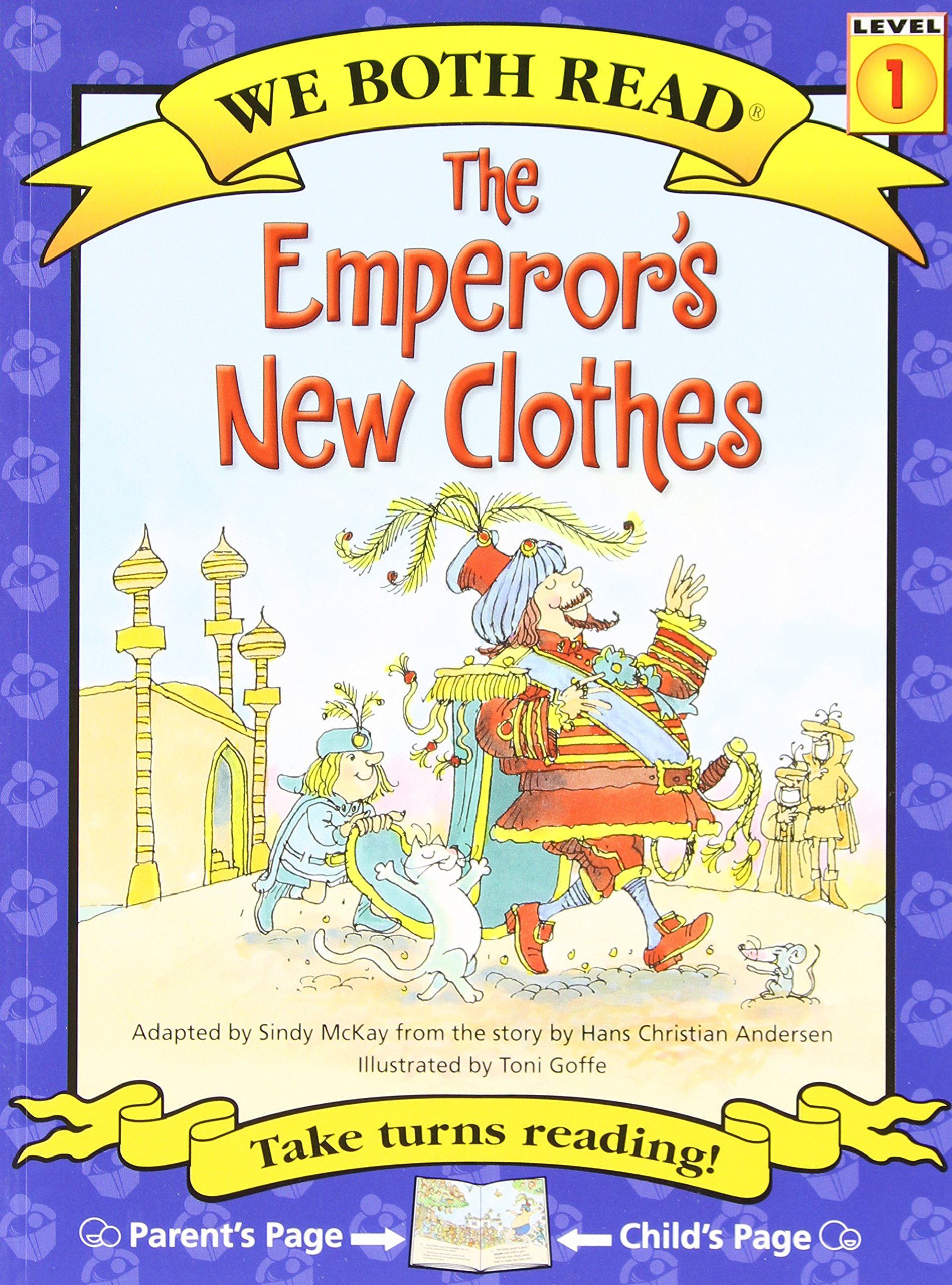 Download The Emperor's New Clothes (We Both Read: Level 1 (Paperback)) PDF