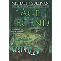 Age of Legend (Legends of the First Empire Book 4) (English Edition)