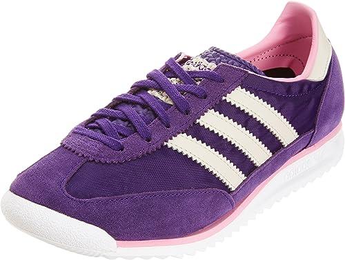 doblado defensa curso  Adidas SL 72 Purple Dark/Light Brown/Pink Strawberry Shoes 40 M20885 Weib,  Girls, Womens, Girls, Sneakers Sneakers Sport: Amazon.de: Schuhe &  Handtaschen