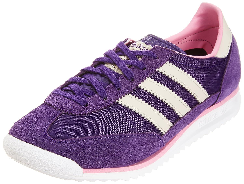 Adidas Schuhe – Sl 72 Lila DunkelHellbraunPink Strawberry