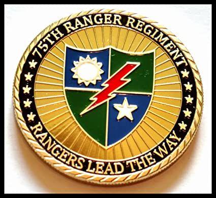 Amazon Us Army 75th Ranger Regiment Rangers Lead The Way