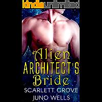 Alien Architect's Bride: Draconians (BWWM Dragon Shifter Scifi Romance)
