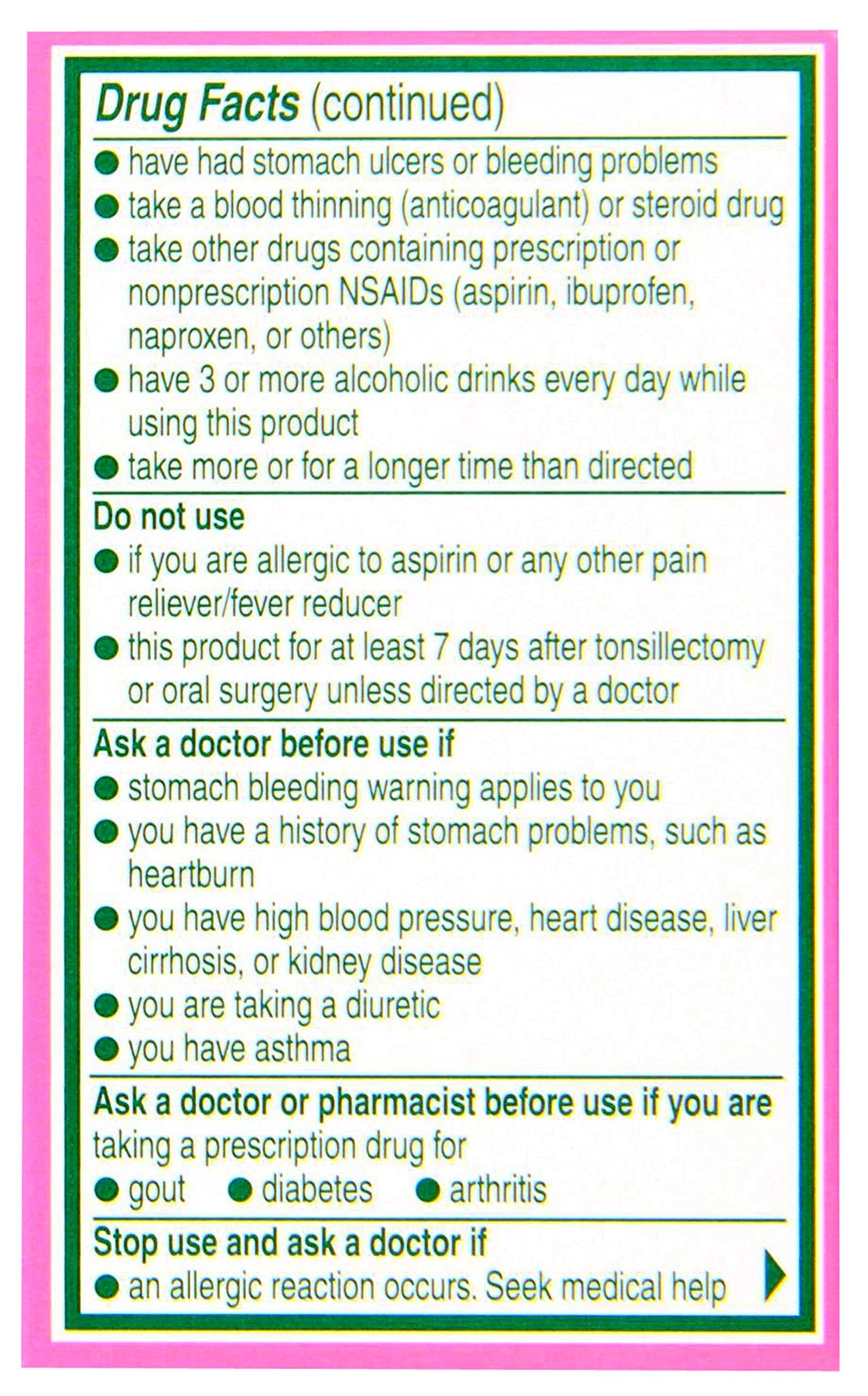 (4 Pack) Bayer Chewable Low Dose Aspirin Cherry- Value Pack, 36-Count Chewable Tablets by Bayer