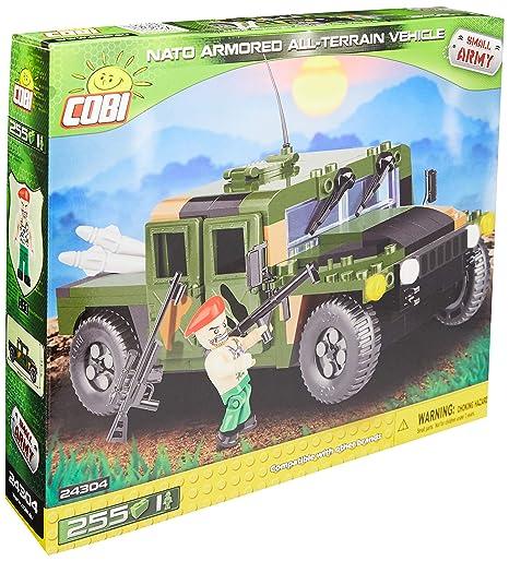 Baukästen & Konstruktion Cobi 24304 Nato AAT Vehicle