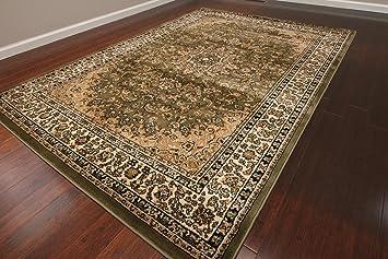 Feraghan/New City Traditional Isfahan Wool Persian Area Rug, 2u0027 X 3u0027
