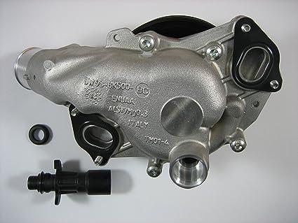 2011 range rover water pump