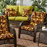 Greendale Home Fashions Outdoor High Back Chair