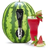 Final Touch Watermelon Keg Deluxe Tapping Kit with 2-in-1 Coring Tool with Scoop