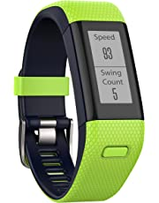 Garmin Approach X40, GPS Golf Band and Activity Tracker with Heart Rate Monitoring, Lime