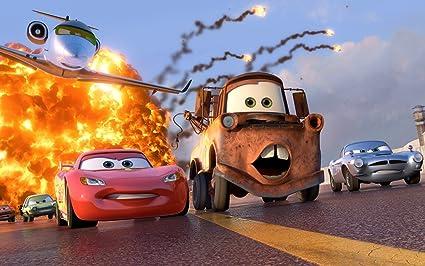 Posterhouzz Movie Cars 2 Cars Hd Wallpaper Background Fine Art Paper