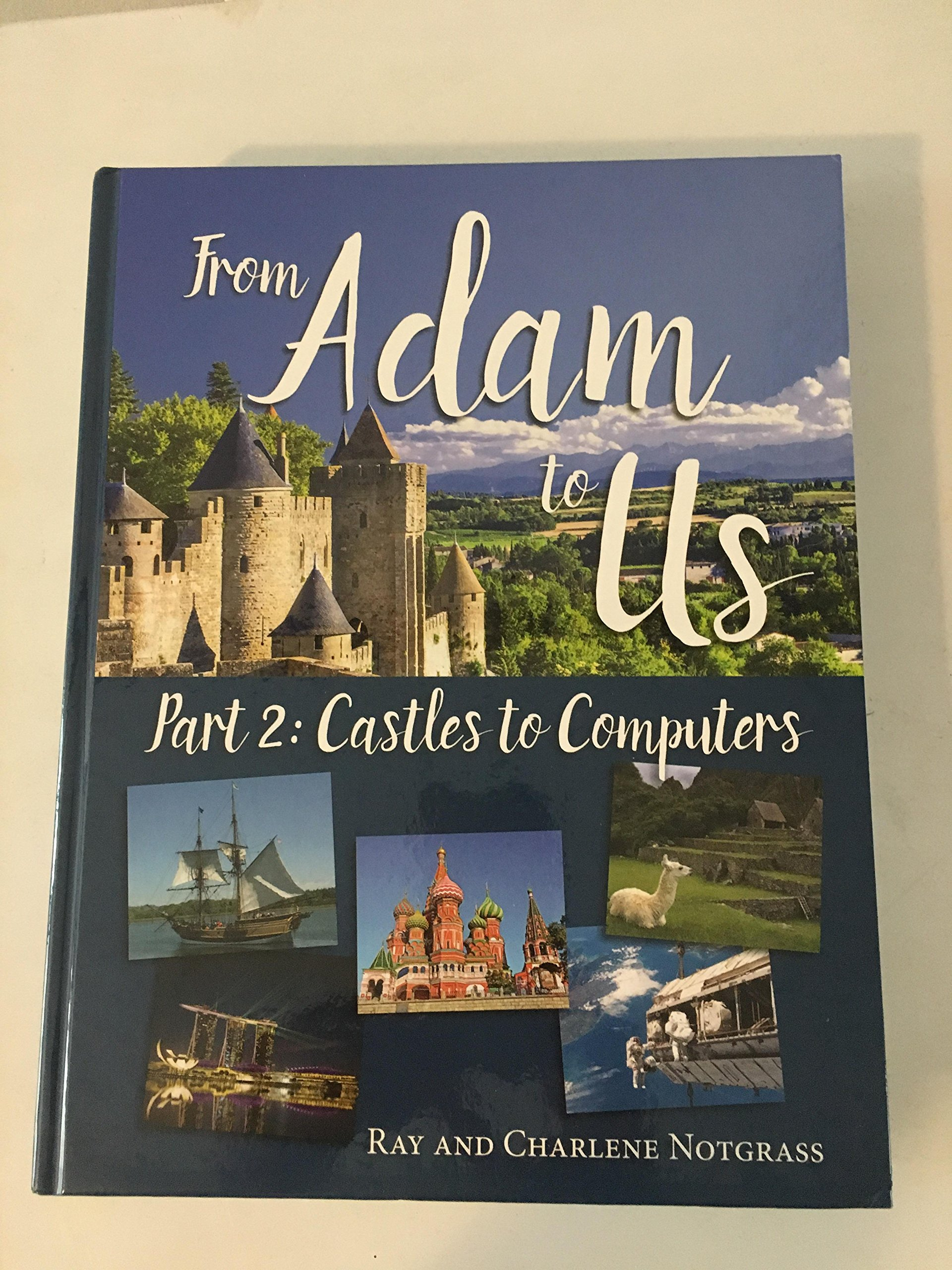 From Adam To Us Part 2: Castles To Computers pdf