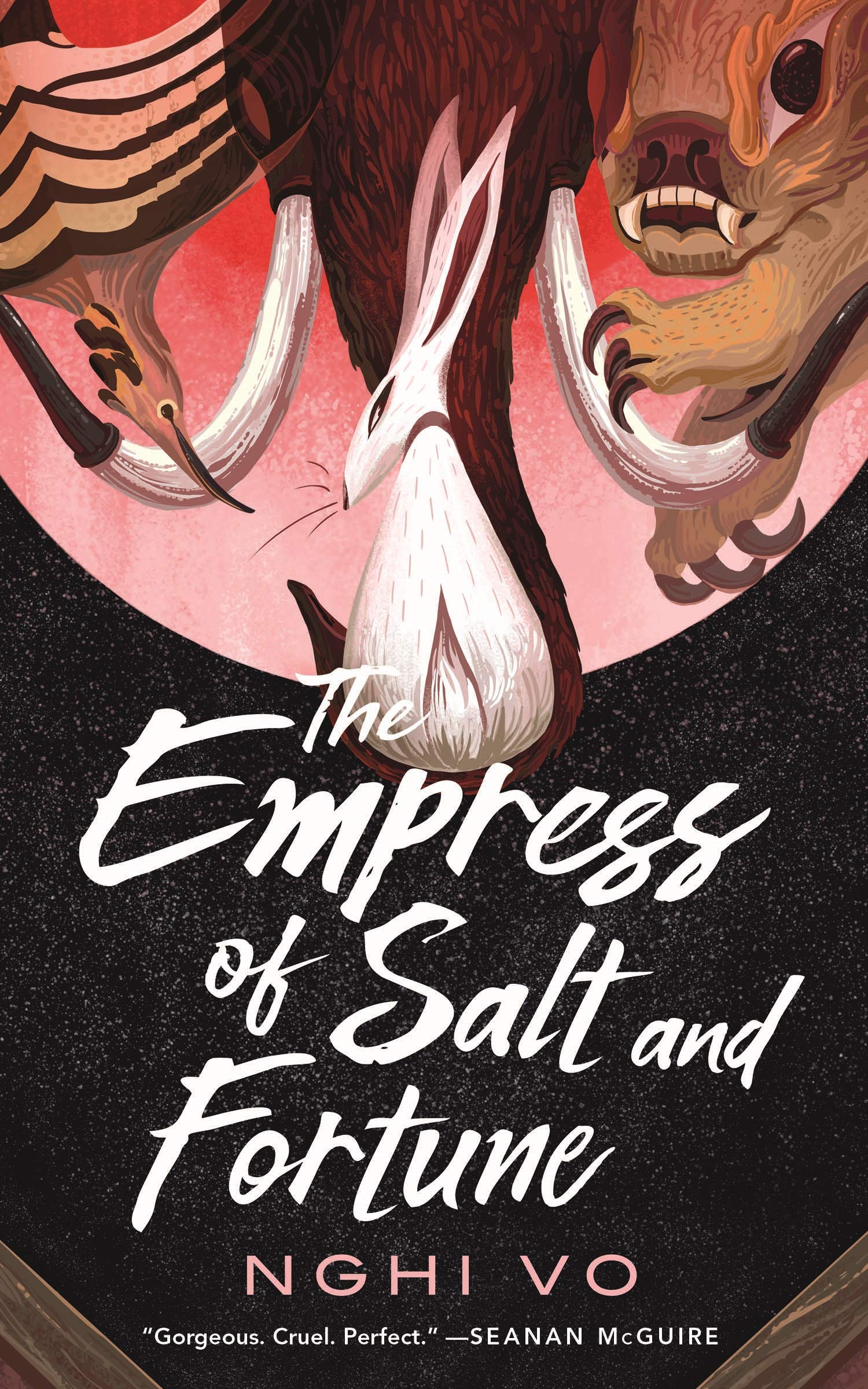Amazon.com: The Empress of Salt and Fortune (The Singing Hills Cycle, 1)  (9781250750303): Vo, Nghi: Books