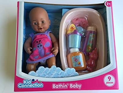 Kid Connection Bathin Baby