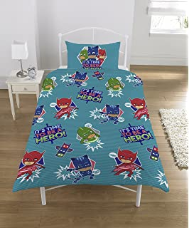 Amazon.com: Disney Toy Story Space Rotary Single Bed Duvet Quilt ... : toy story quilt cover set - Adamdwight.com