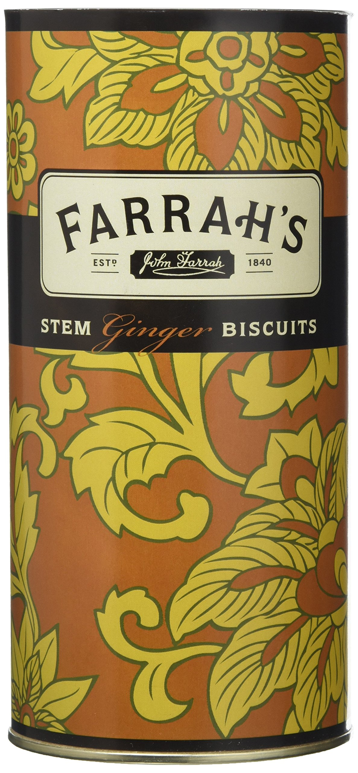 Farrah's of Harrogate Ginger Crunch Biscuits 200 g