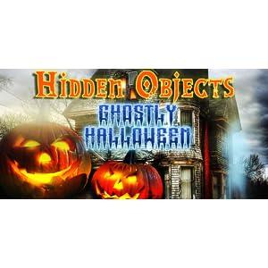 Hidden Objects Ghostly Halloween – Hidden Object Seek & Find Games FREE
