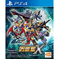 PS4 SUPER ROBOT WARS X (ENGLISH SUBS) [STEELBOOK EDITION] (ASIA)