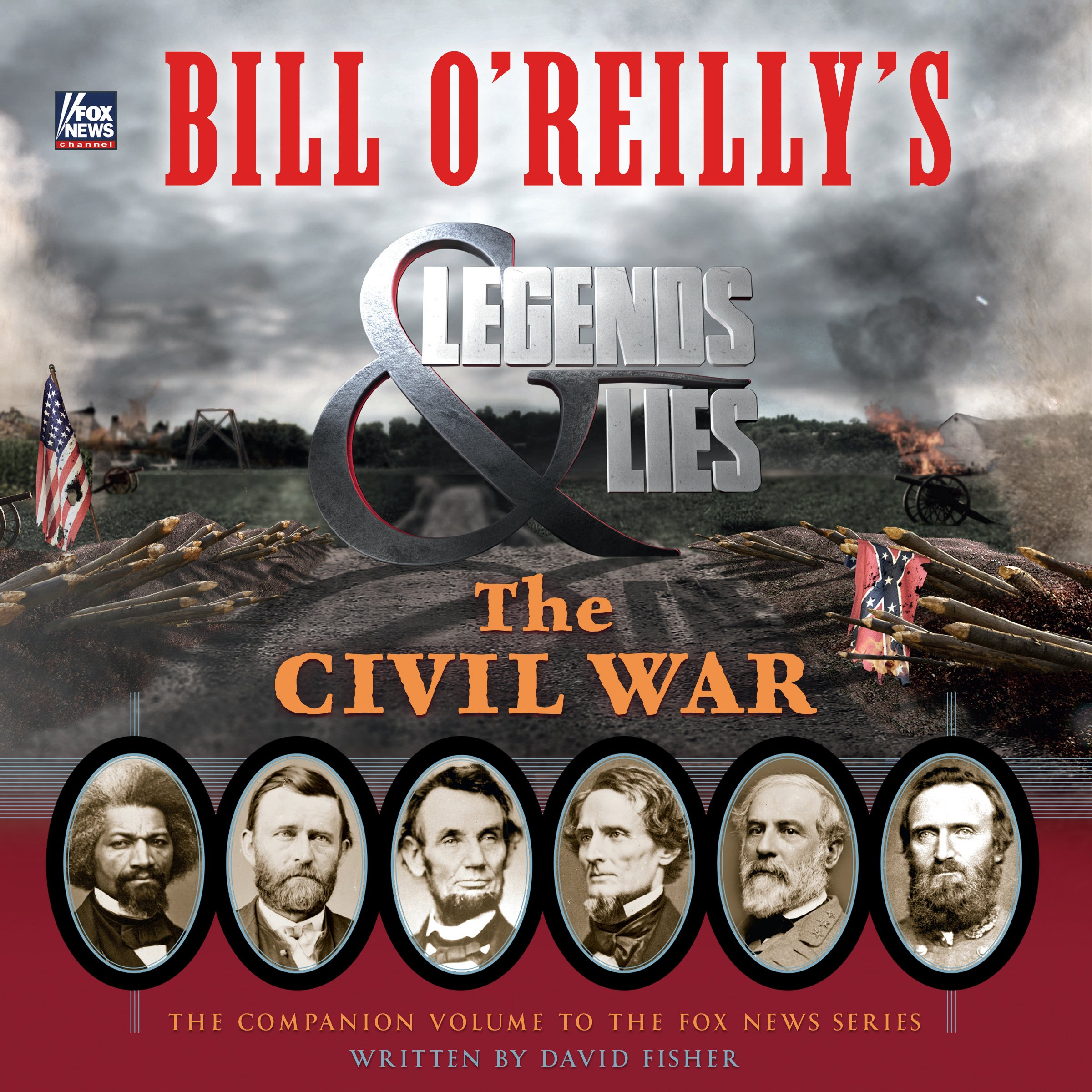 Bill O'Reilly's Legends and Lies: The Civil War by Macmillan Audio (Image #1)