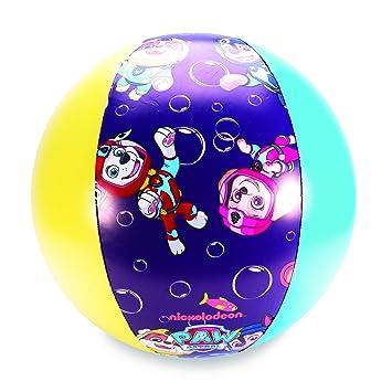 Swimways Playa Paw Patrol balón Mixta niño, Azul: Amazon.es ...