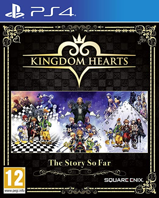 Kingdom Hearts: The Story so far - PlayStation 4 [Importación ...