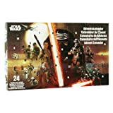 Star Wars Fragrances Advent Calendar 2016 (1 Pack of 24 items)