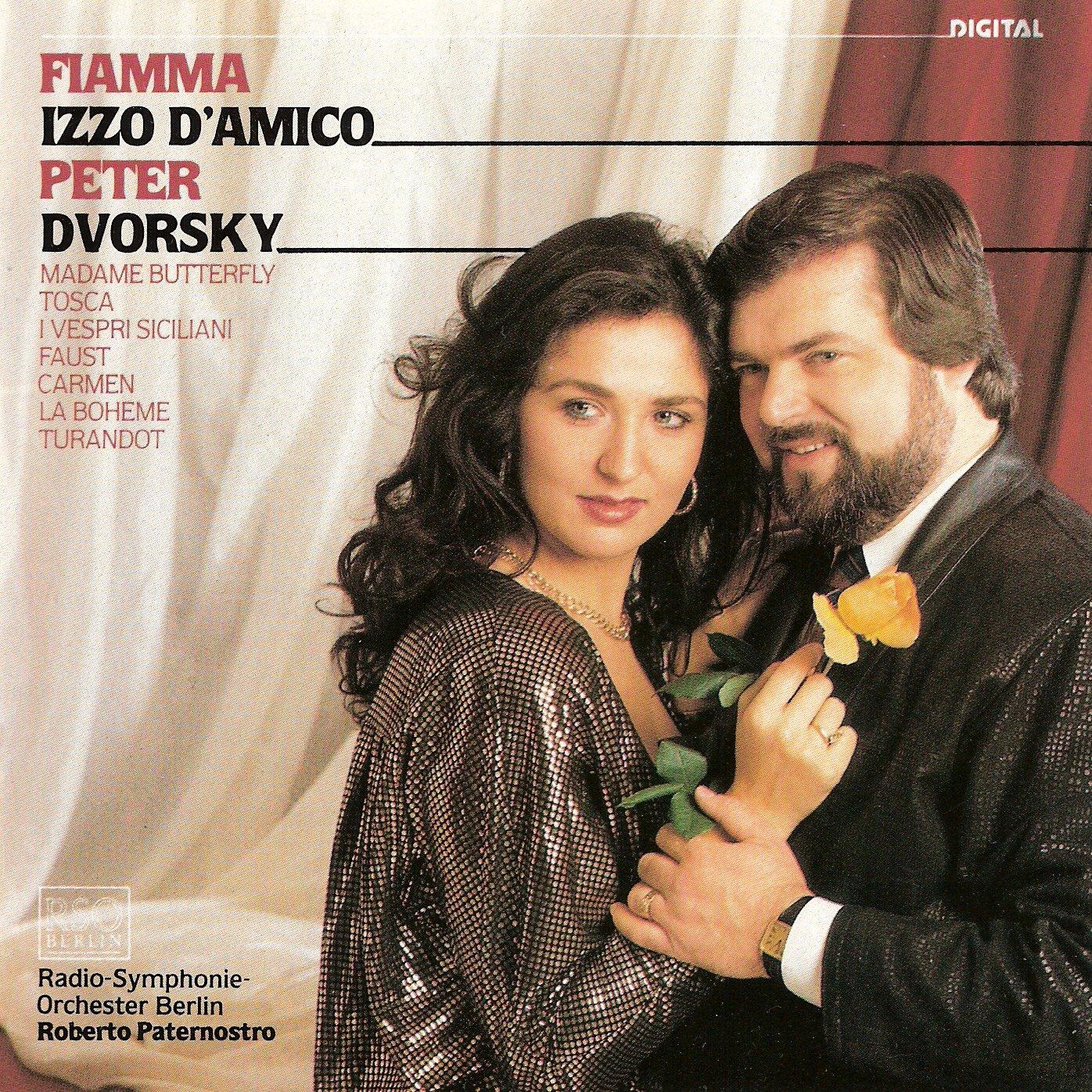 Fiamma Izzo D'Amico / Peter Dvorsky - : Amazon.de: Musik