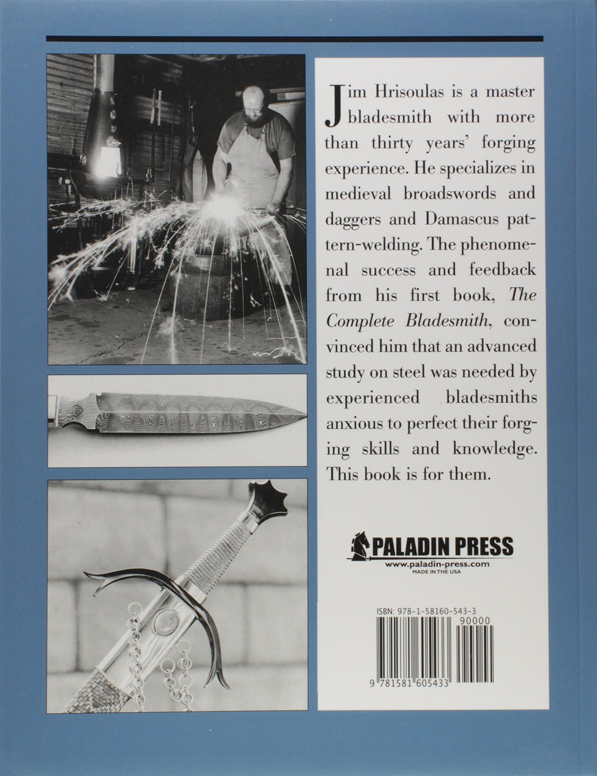 Master Bladesmith: Advanced Studies in Steel