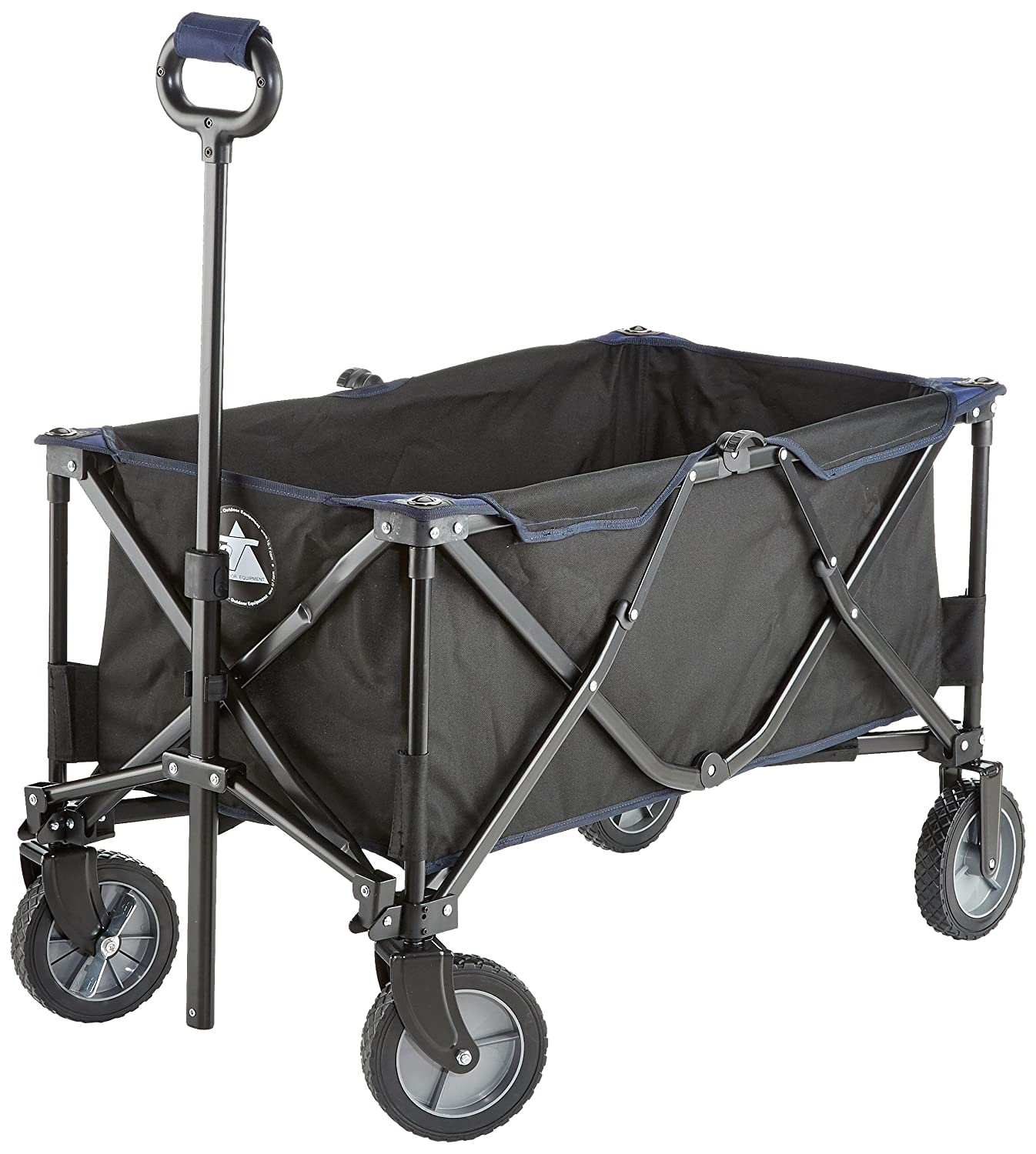 10T Foldy Trolley - foldable handcart, 50 kg lifting capacity 10T Outdoor Equipment 763705